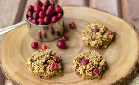 Cranberry Breakfast Cookies Recipe