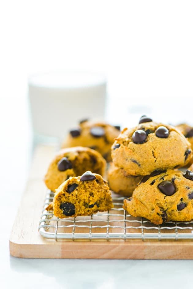 Gluten Free Chocolate Chip Pumpkin Cookies Picture