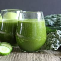How to Make Green Detox Juice