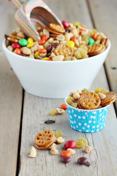 Homemade Trail Mix Image