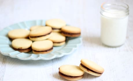 Homemade Milano Cookies Photo