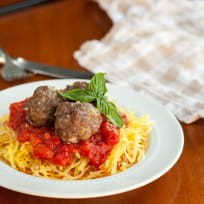 Gluten Free Baked Meatballs Recipe