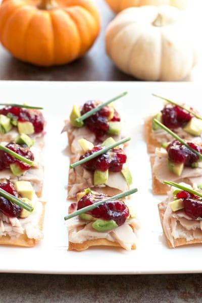 Thanksgiving Leftover Bites Pic