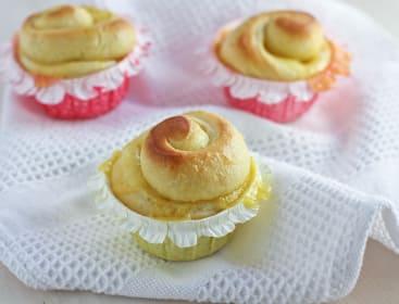 Lemon Swirl Rolls