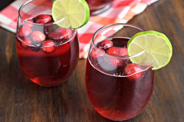 Cranberry Ginger Ale Punch Recipe Food Fanatic