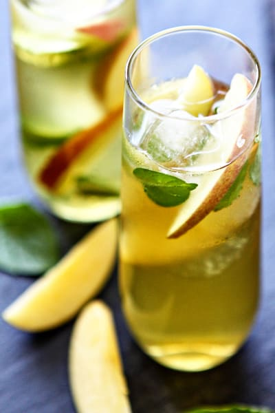 Green Tea Cocktail Image