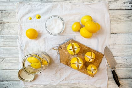How to Preserve Lemons: Preserved Lemons 101
