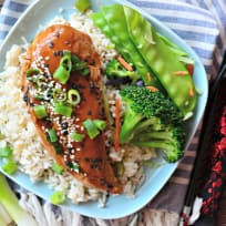 Slow Cooker Ginger Sesame Chicken Recipe