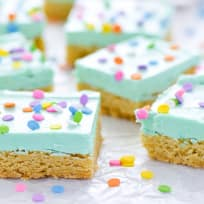 Gluten Free Sugar Cookie Bars Recipe