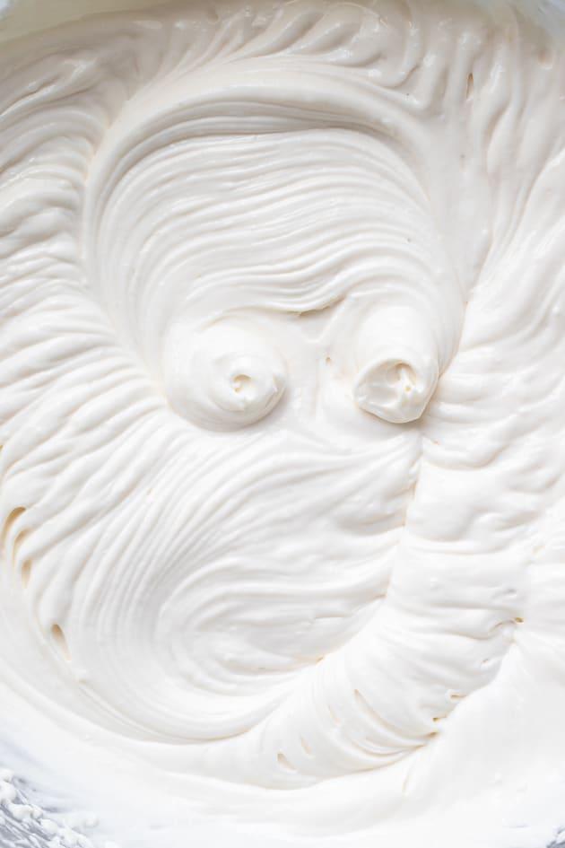 Greek Yogurt Frosting Picture