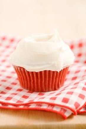 Paula Deen Cupcake Photo