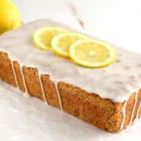 Gluten Free Lemon Poppyseed Bread Recipe