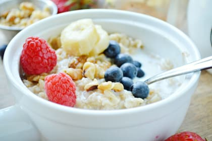 Perfect Stovetop Oatmeal