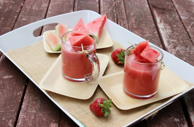Watermelon Strawberry Refresher Picture