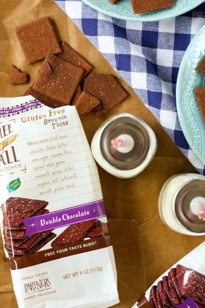 Gluten Free Cookie Dough Dip Image