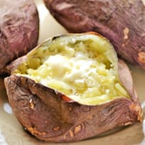 Japanese Sweet Potato Recipe