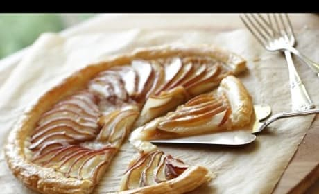 How to Make an Easy Pear Tart