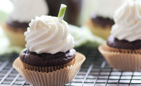 Mocha Coffee Cupcakes Recipe