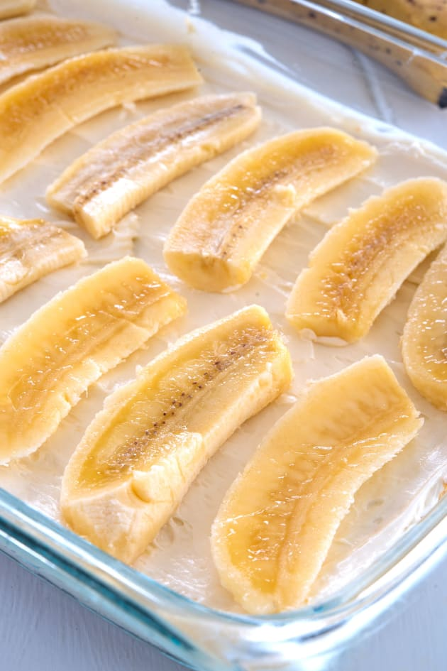 Banana Pudding Dessert Picture