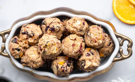 Cardamom Cranberry Clusters Recipe
