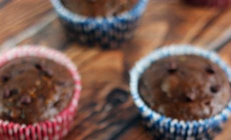 Chocolate Zucchini Muffins Picture