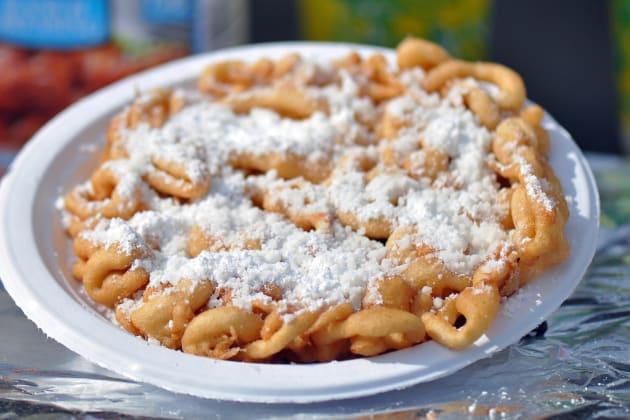 Funnel Cake Photo