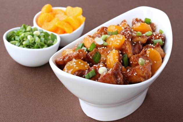Mandarin Orange Chicken Photo