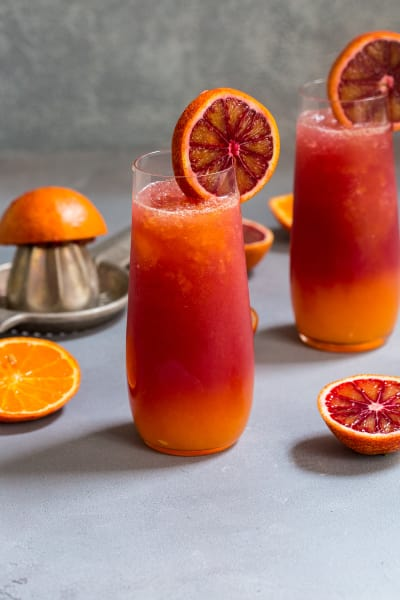 Winter Tequila Sunrise Image