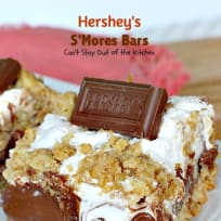Hershey's S'Mores Bars