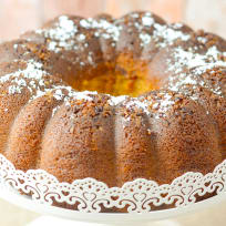 Gluten Free Pumpkin Pie Cake Recipe