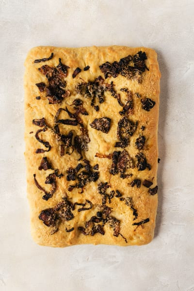 Caramelized Onion Focaccia Picture
