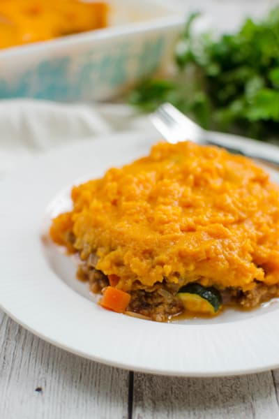 Paleo Shepherd's Pie Picture