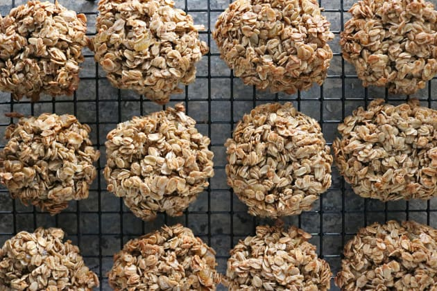 Ginger Granola Breakfast Cookies Photo