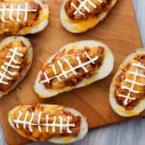 Texas Touchdown Taters Recipe