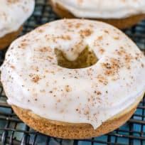 Eggnog Donuts Recipe