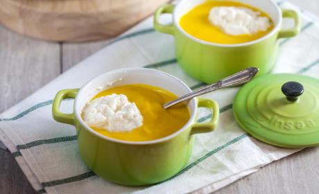 Butternut Squash Bisque