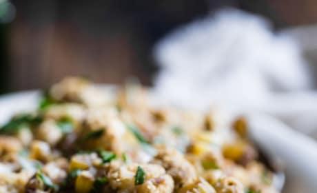 Cauliflower Rice Stuffing Image