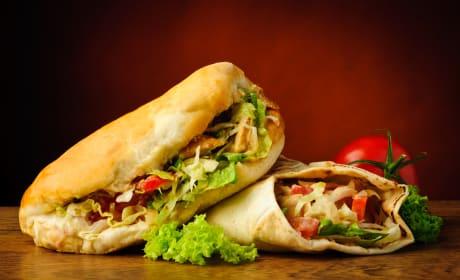 Chicken Shawarma Image