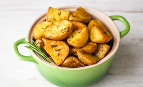 迷迭香土豆食谱
