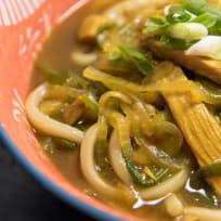 How to Make Curry Udon