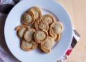 蒜黄油酥饼