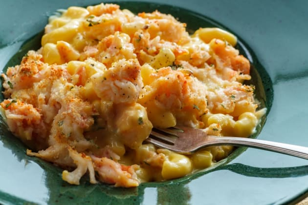 Lobster Mac and Cheese Photo