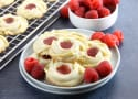 Raspberry Butter Cookies Recipe