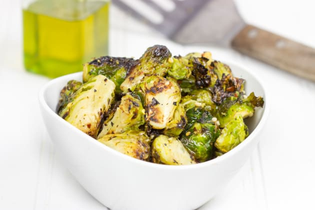 Grilled Brussels Sprouts Pic