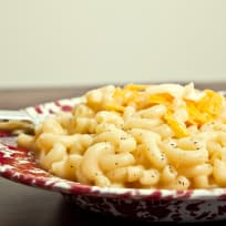 Darius Cook's 6 Cheese Mac & Cheese