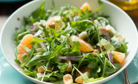Clementine Arugula Salad Recipe
