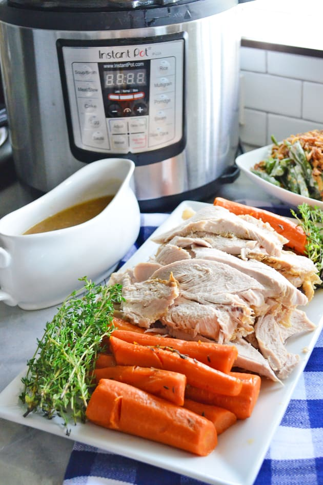 File 1 - Instant Pot Turkey Breast with Carrots and Homemade Gravy