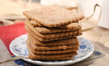 Graham Cracker Recipe