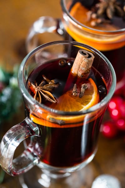 Spiced Mulled Wine Picture