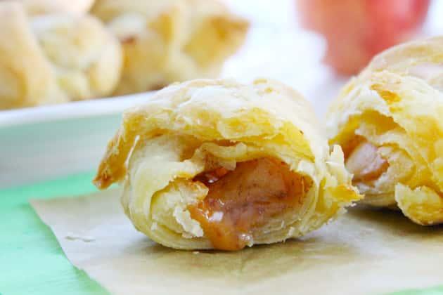 Caramel Apple Croissants Pic